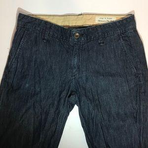 rag & bone Trouser Flare Jeans Pants Womens Sz 28